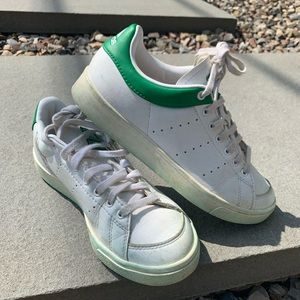 Girls adidas ⛳️ golf shoes